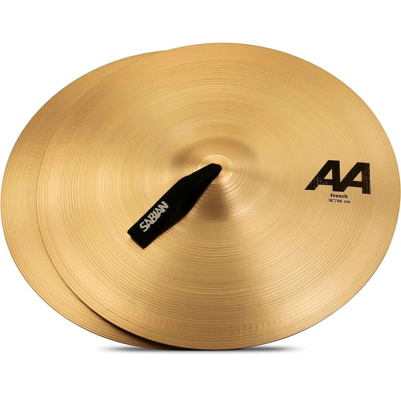 Sabian AA French Cymbals thumbnail