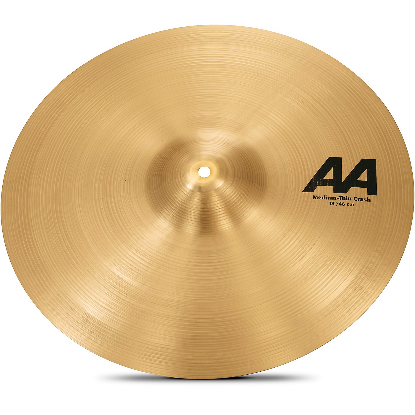 Sabian AA Medium Thin Crash thumbnail
