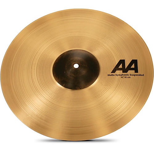 Sabian AA Molto Symphonic Series Suspended Cymbal thumbnail
