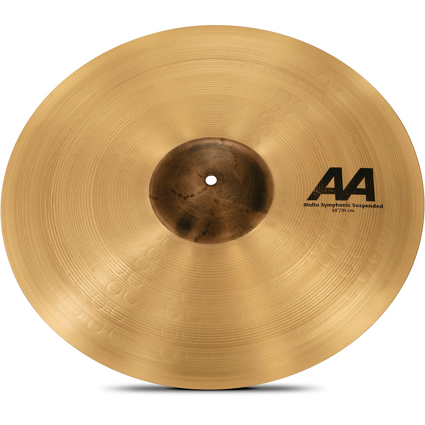 Sabian AA Molto Symphonic Series Suspended Cymbal thumbnail