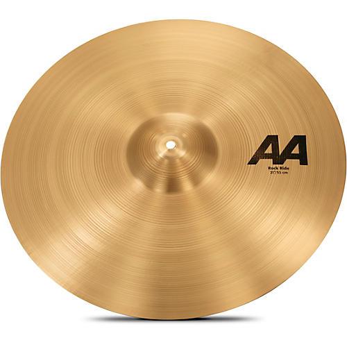 Sabian AA Rock Ride Cymbal thumbnail