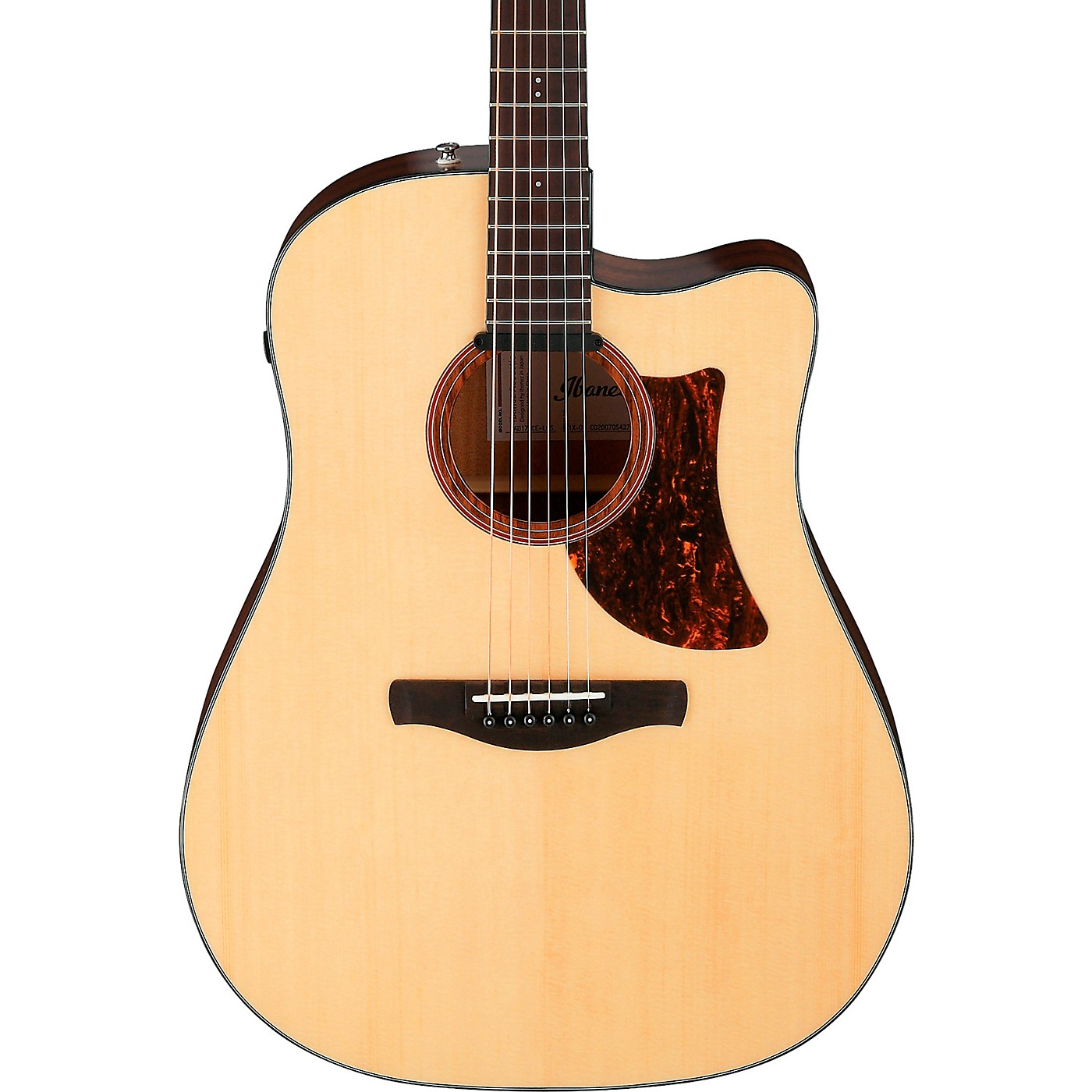 Ibanez AAD170CE Advanced Acoustic Electric Cutaway Dreadnought Guitar thumbnail