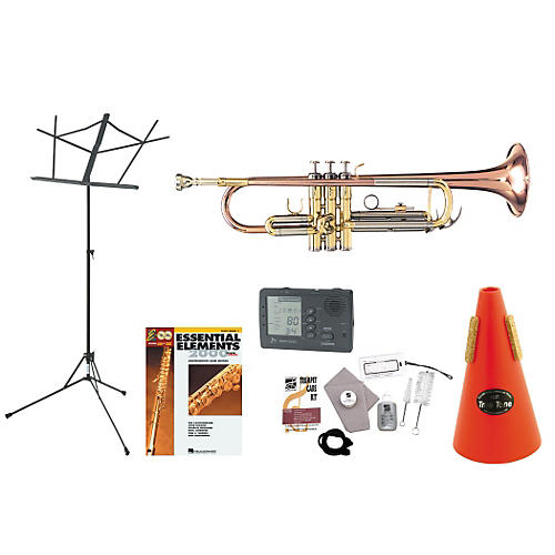 Allora AATR 101 Beginner Student Trumpet Bundle-thumbnail