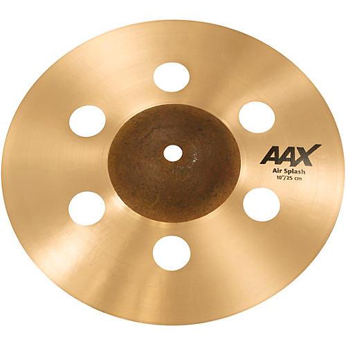 Sabian AAX Air Splash Cymbal thumbnail