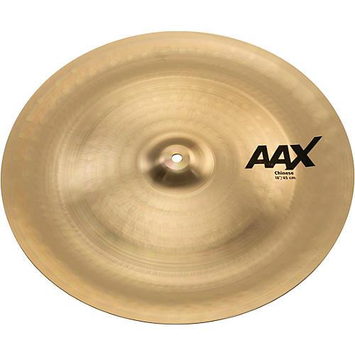 Sabian AAX Chinese Cymbal Brilliant thumbnail