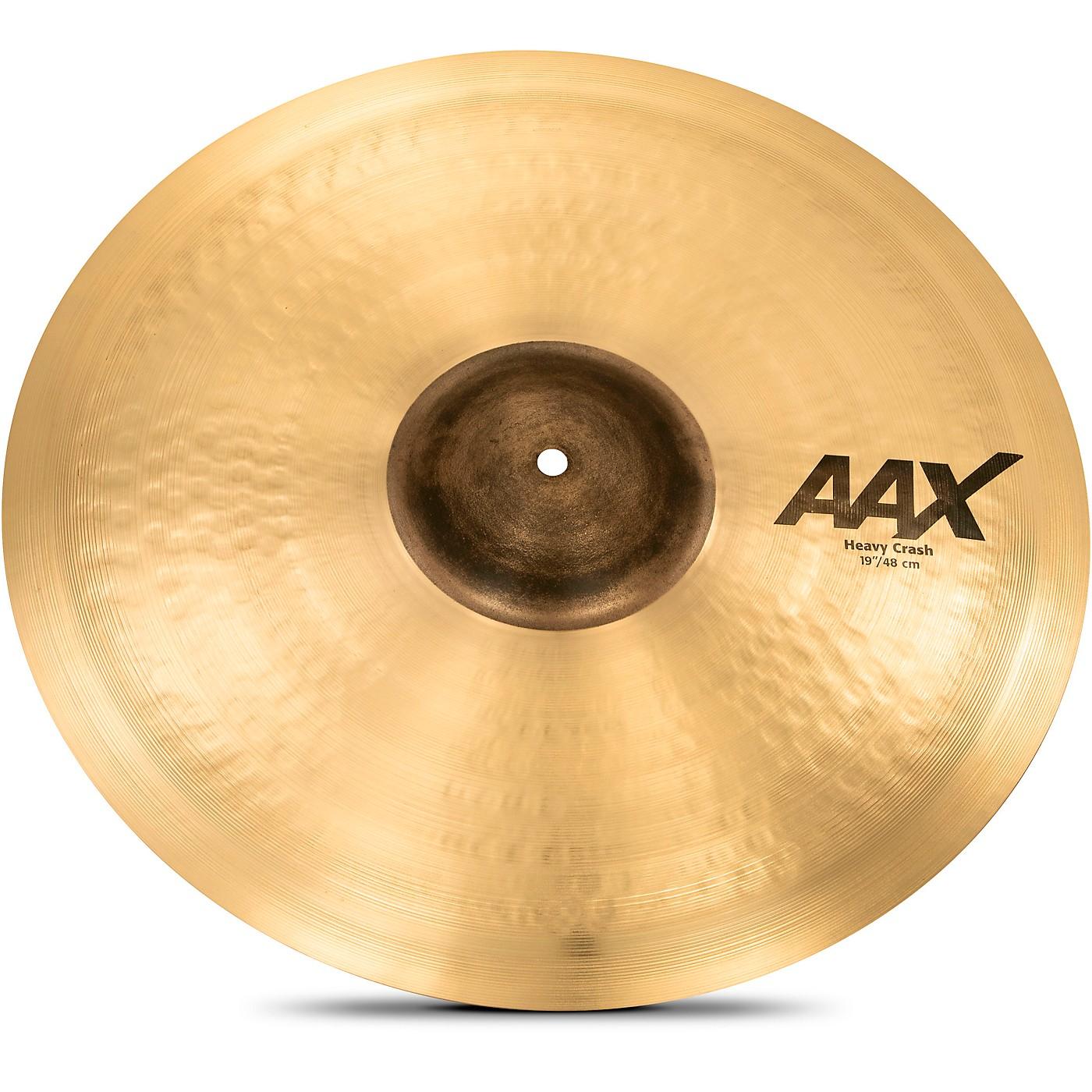 Sabian AAX Heavy Crash Cymbal thumbnail