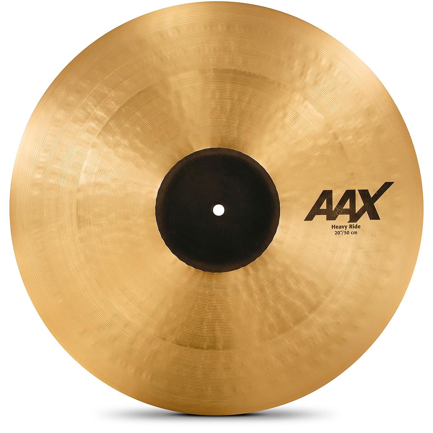 Sabian AAX Heavy Ride Cymbal thumbnail