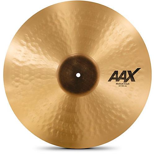 Sabian AAX Medium Crash Cymbal thumbnail