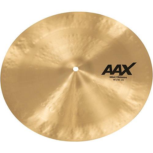 Sabian AAX Mini Chinese Cymbal thumbnail