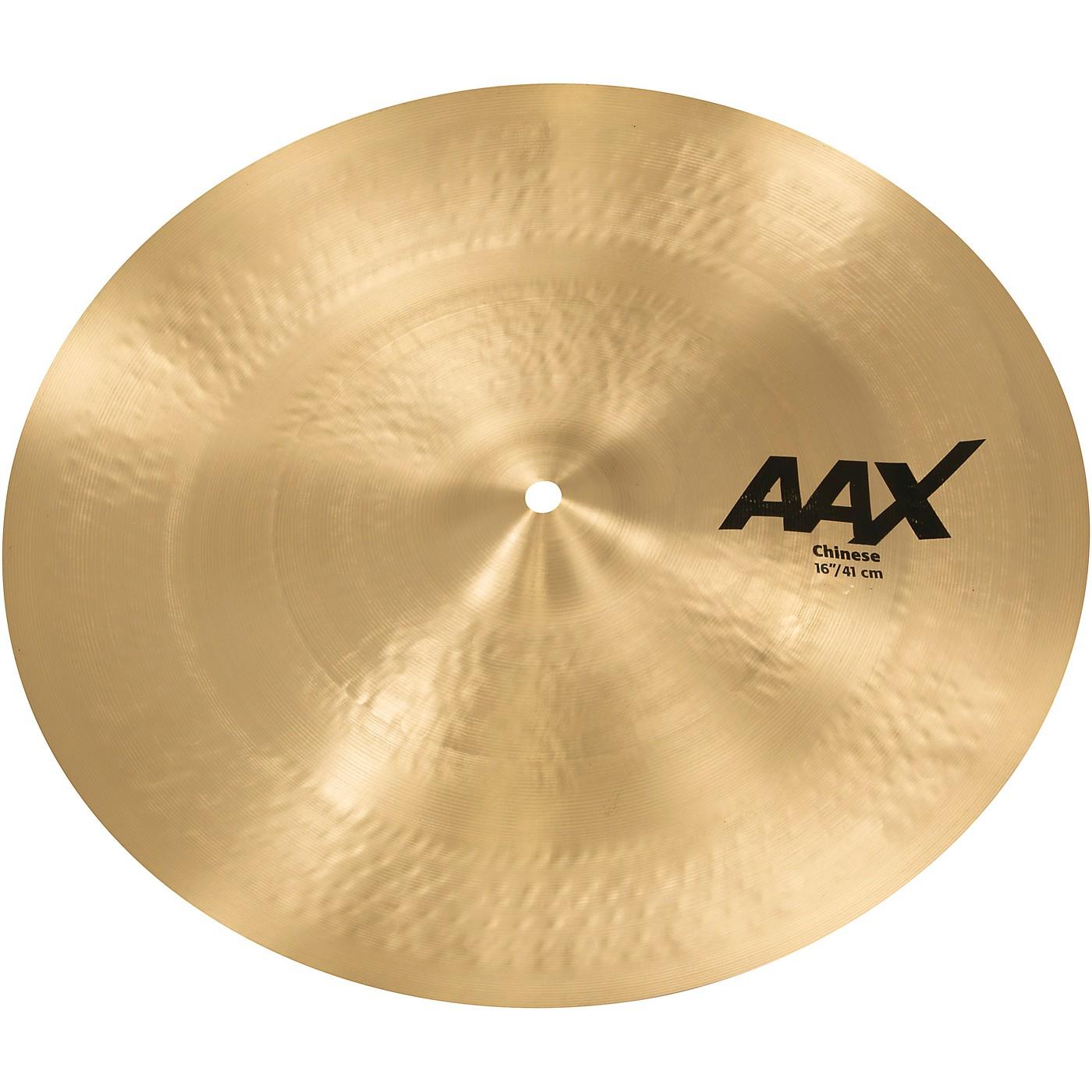 Sabian AAX Series Chinese Cymbal thumbnail