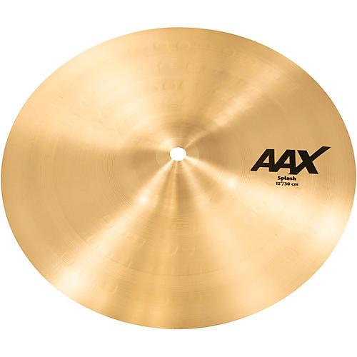 Sabian AAX Splash Cymbal-thumbnail