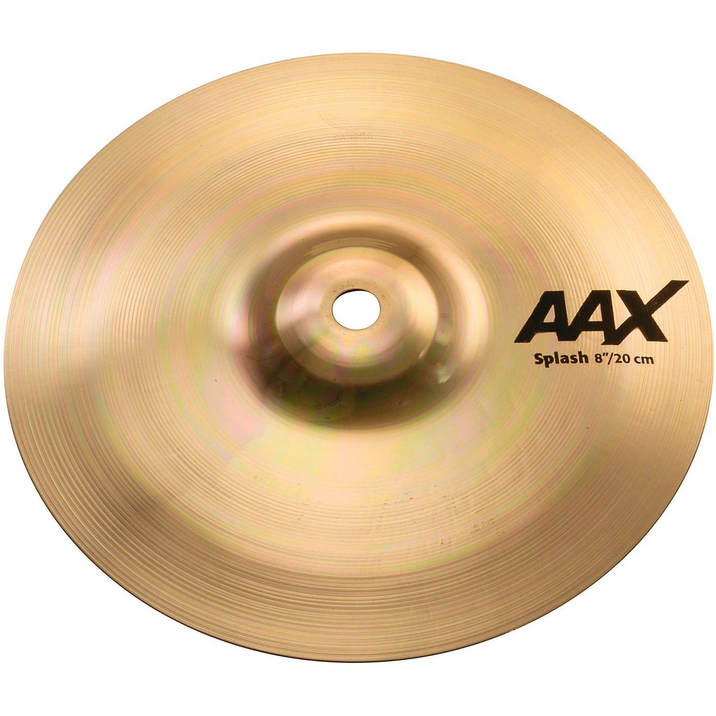 Sabian AAX Splash Cymbal thumbnail
