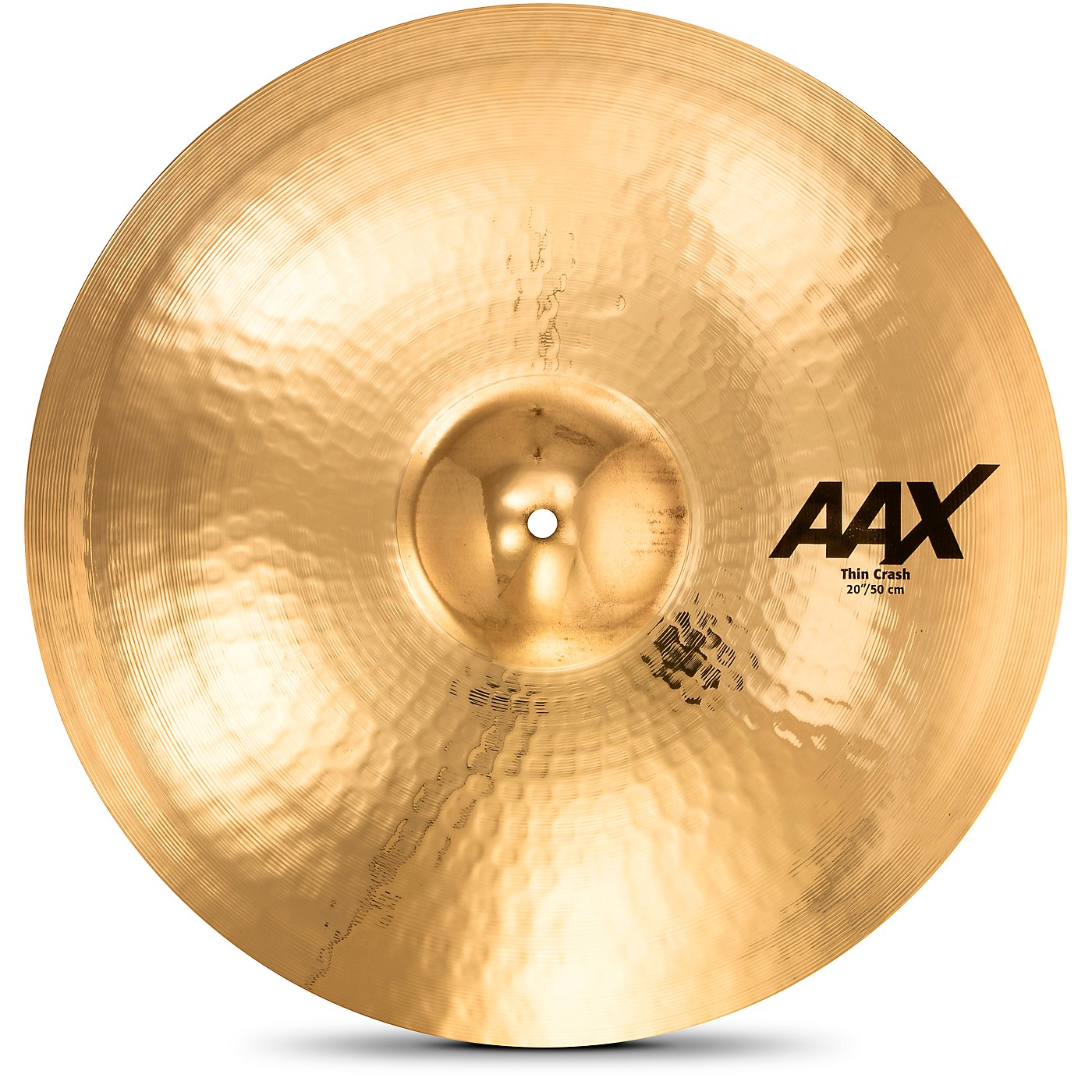 Sabian AAX Thin Crash Cymbal Brilliant thumbnail