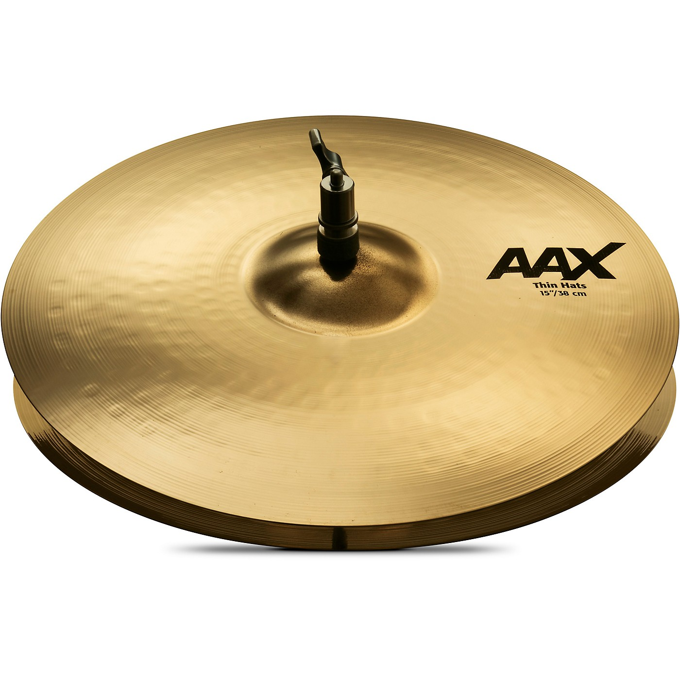 Sabian AAX Thin Hats, Brilliant thumbnail