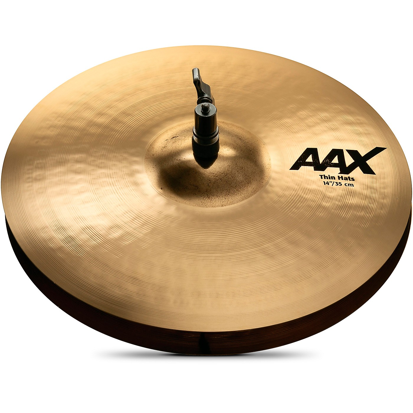 Sabian AAX Thin Hi-Hats Brilliant thumbnail