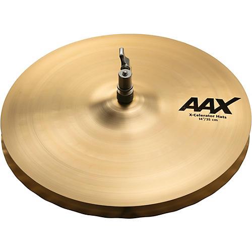 Sabian AAX X-Celerator Hi-Hats thumbnail