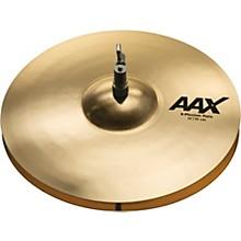 Sabian AAX X-Plosion Hi-Hat Cymbals Brilliant
