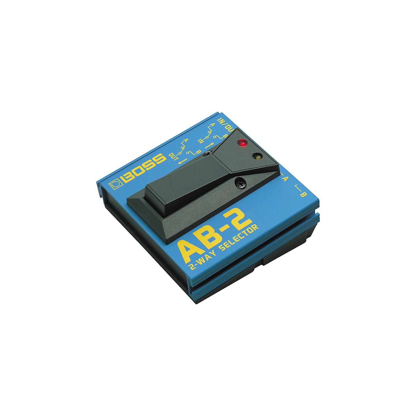 Boss AB-2 2-Way Selector Pedal thumbnail
