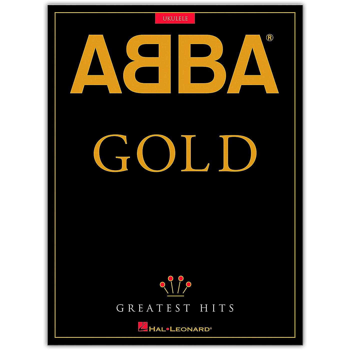 Hal Leonard ABBA-Gold: Greatest Hits for Ukulele thumbnail