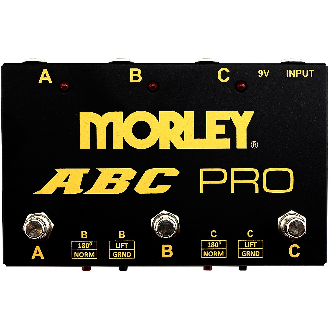 Morley ABC Pro Switcher/Combiner Pedal thumbnail