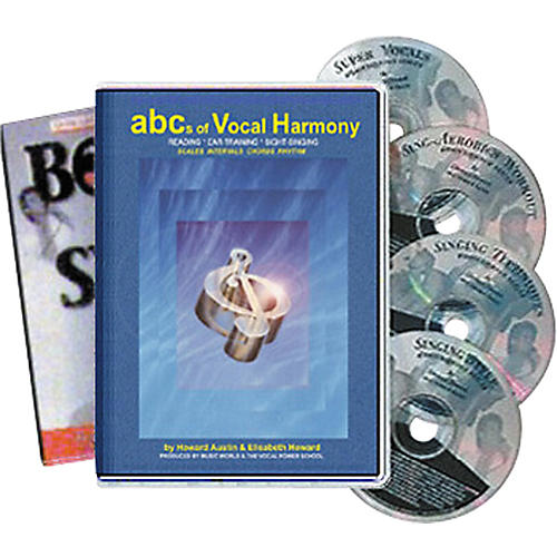 Born to Sing ABCs of Vocal Harmony (4 CDs/Book) thumbnail