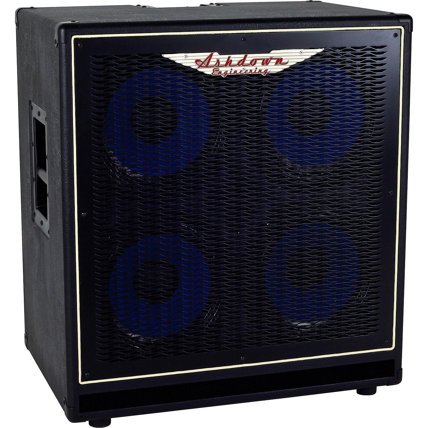 Ashdown ABM-410H EVO IV 650W 4x10 Bass Speaker Cabinet thumbnail