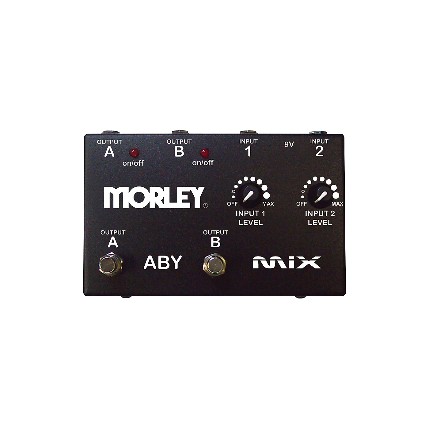 Morley ABY Mix Guitar Mixer and Switcher thumbnail