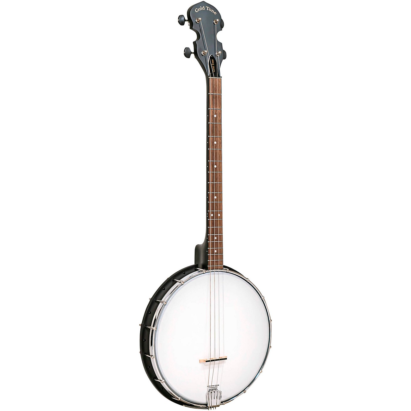 Gold Tone AC-4 Composite 4-String Openback Tenor Banjo thumbnail