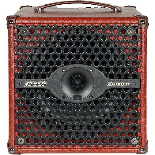 DV Mark AC 801P 60W 1x8 Acoustic Combo Guitar Amplifier thumbnail