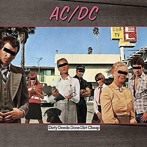 Alliance AC/DC - Dirty Deeds Done Dirt Cheap thumbnail