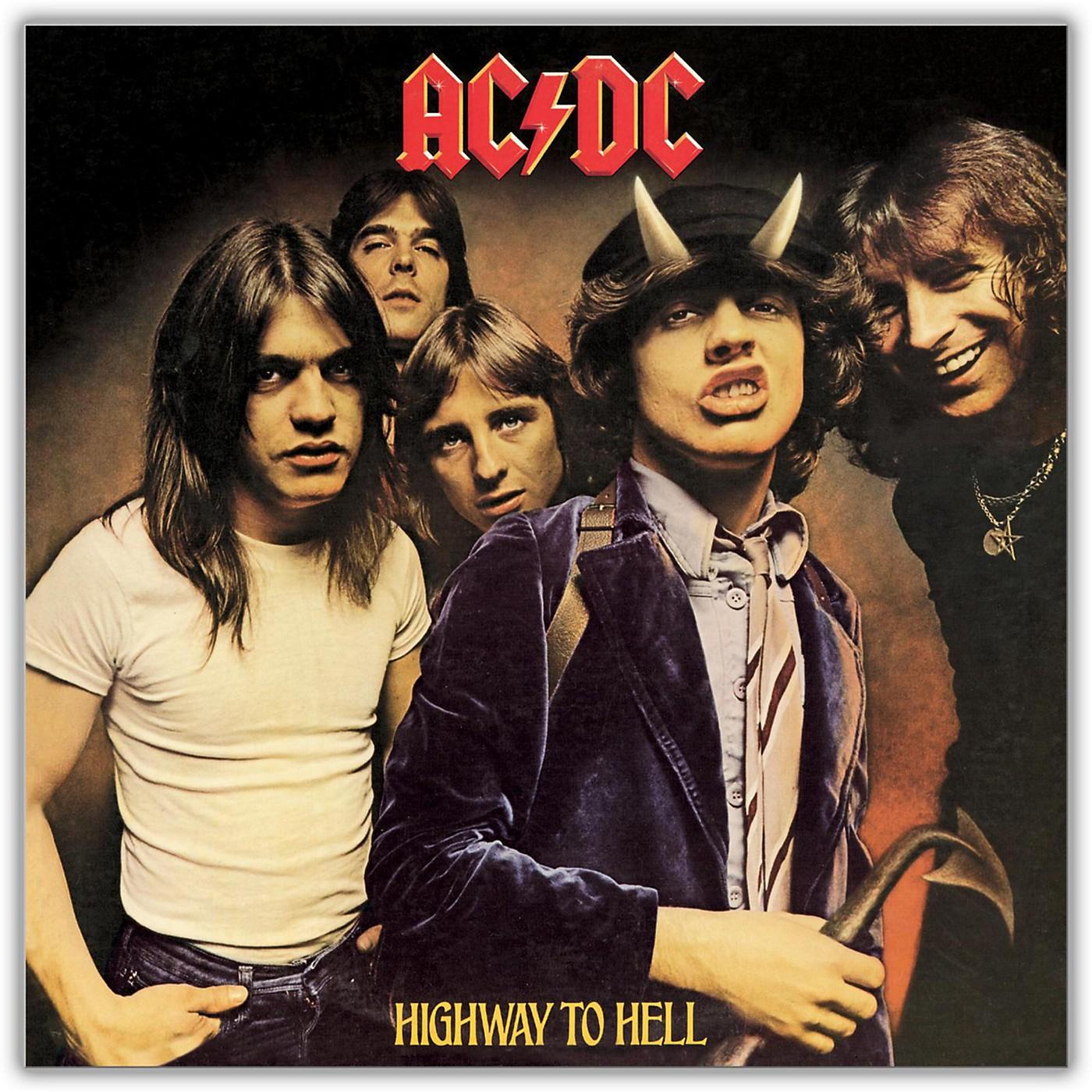 Sony AC/DC - Highway to Hell Vinyl LP thumbnail