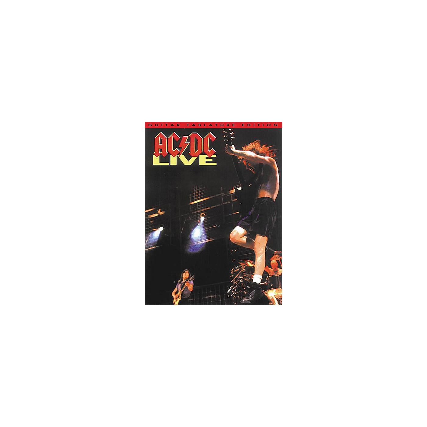 Music Sales AC/DC - Live (Guitar Tab) Music Sales America Series Softcover Performed by AC/DC thumbnail