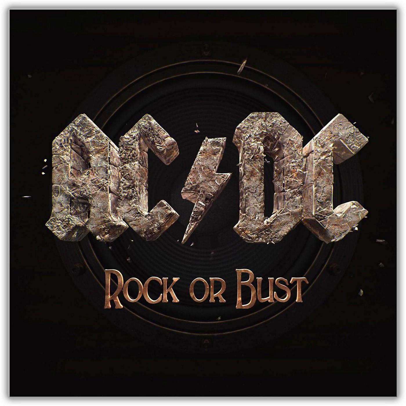 Sony AC/DC - Rock or Bust Vinyl LP thumbnail