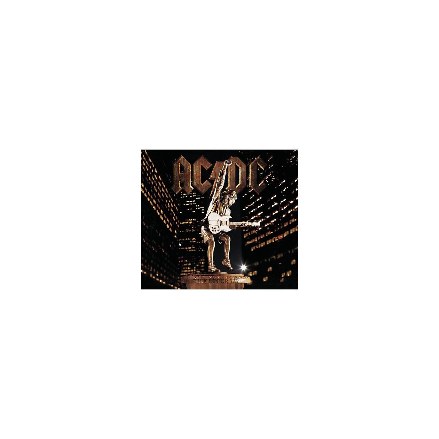 Alliance AC/DC - Stiff Upper Lip (CD) thumbnail