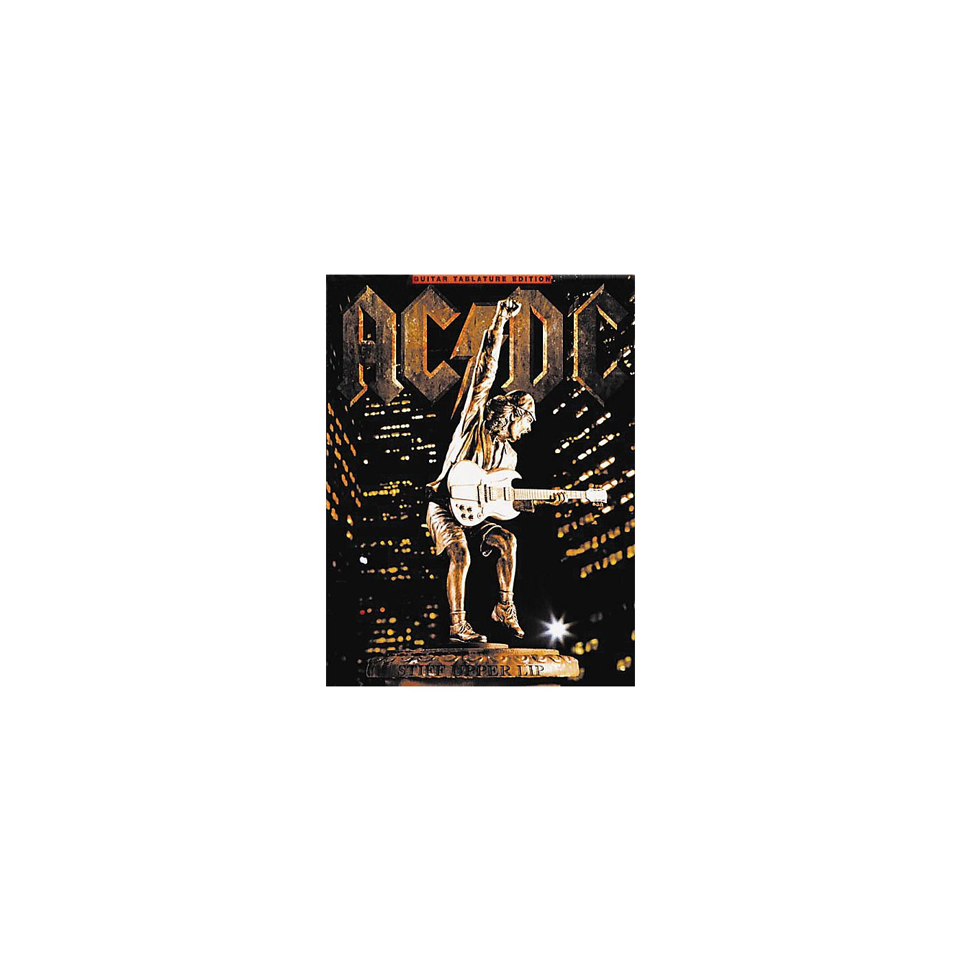 Music Sales AC/DC - Stiff Upper Lip Music Sales America Series Softcover Performed by AC/DC thumbnail