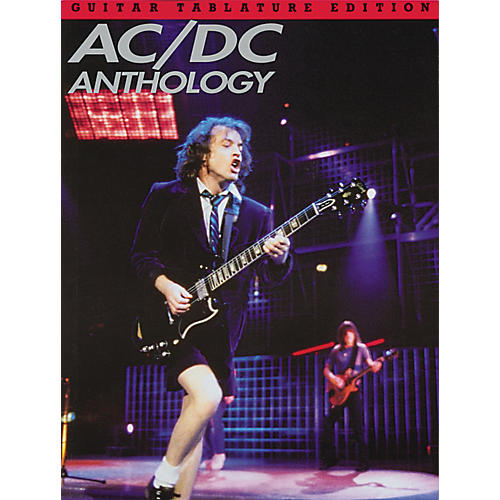 Music Sales AC/DC Anthology Guitar Tab Songbook-thumbnail
