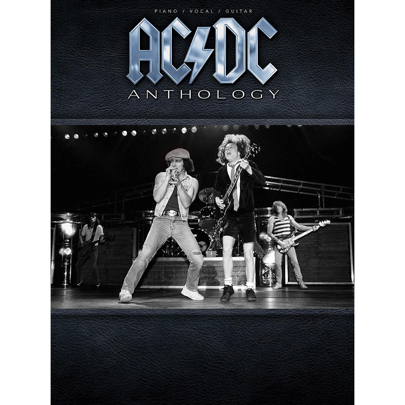 Music Sales AC/DC Anthology PVG Songbook thumbnail