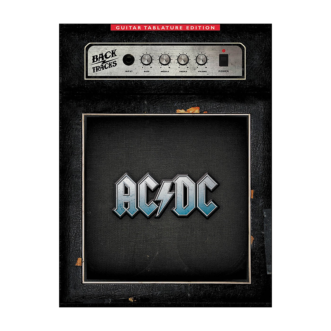 Music Sales AC/DC Backtracks - Guitar Tab Edition thumbnail