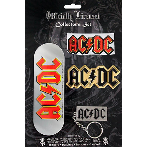 C&D Visionary AC/DC Collector's Set thumbnail