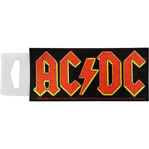 C&D Visionary AC/DC Glitter Sticker thumbnail