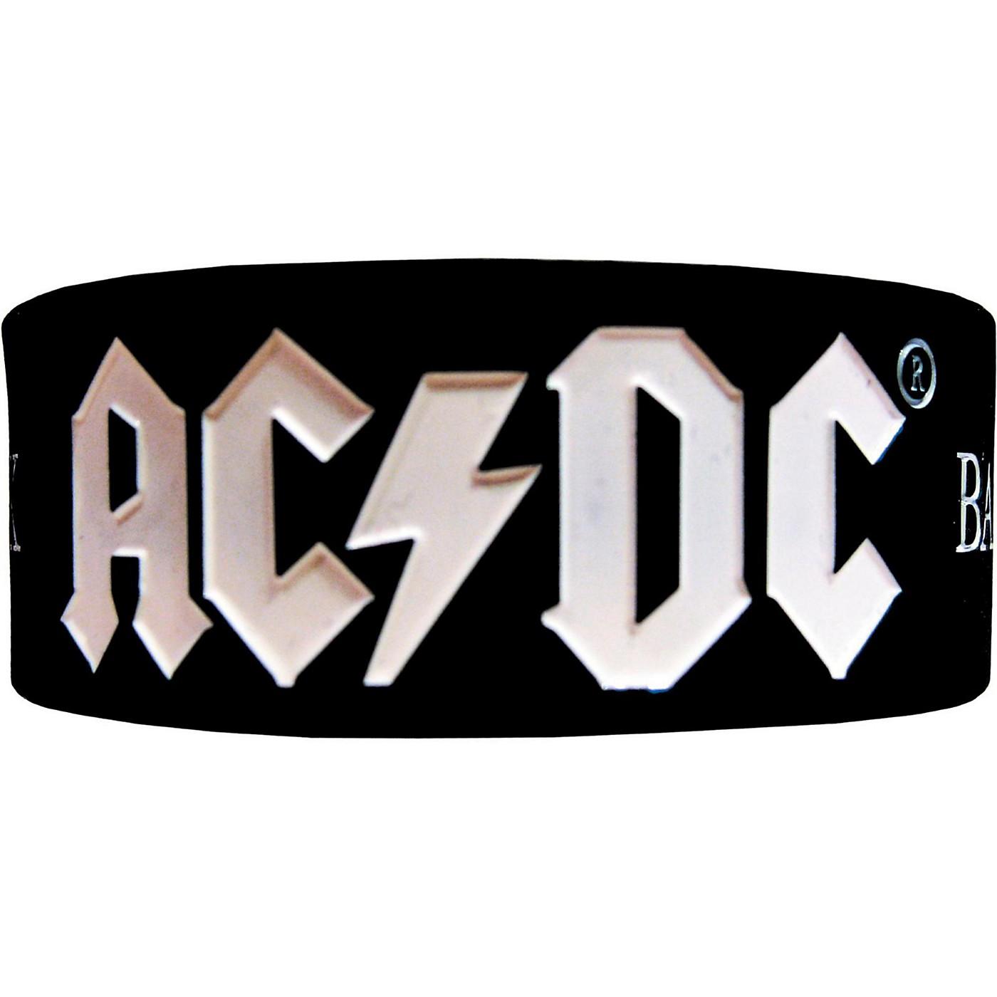 C&D Visionary AC/DC Rubber Wristband thumbnail