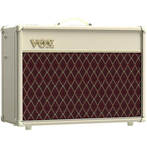 Vox AC15 15W 1x12 Tube Guitar Combo Amp thumbnail
