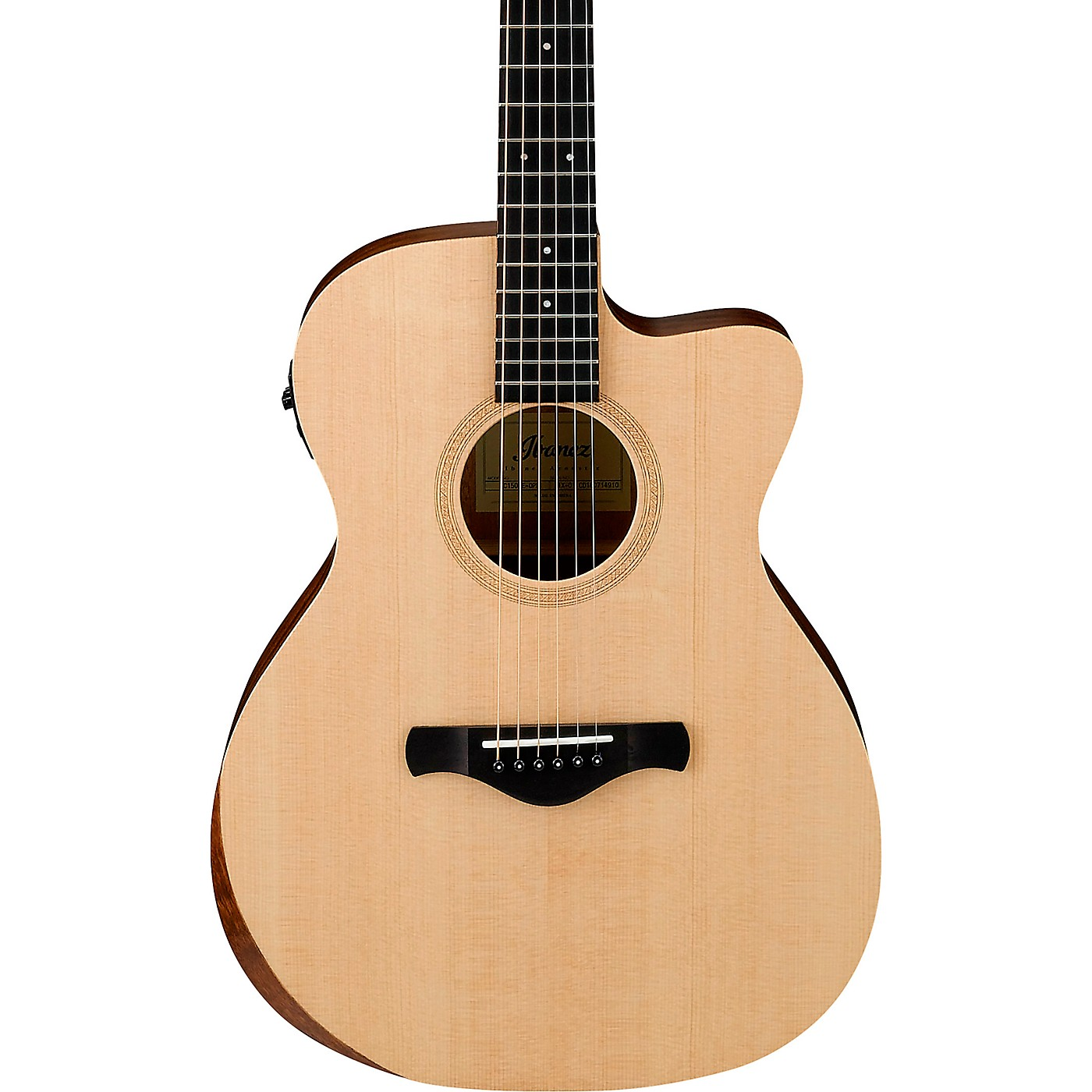 Ibanez AC150CE Artwood Unbound Grand Concert Acoustic-Electric Guitar thumbnail