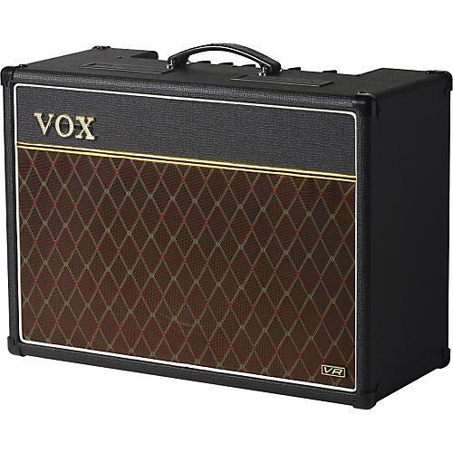 Vox AC15VR Valve Reactor 1x12 Guitar Combo Amp thumbnail