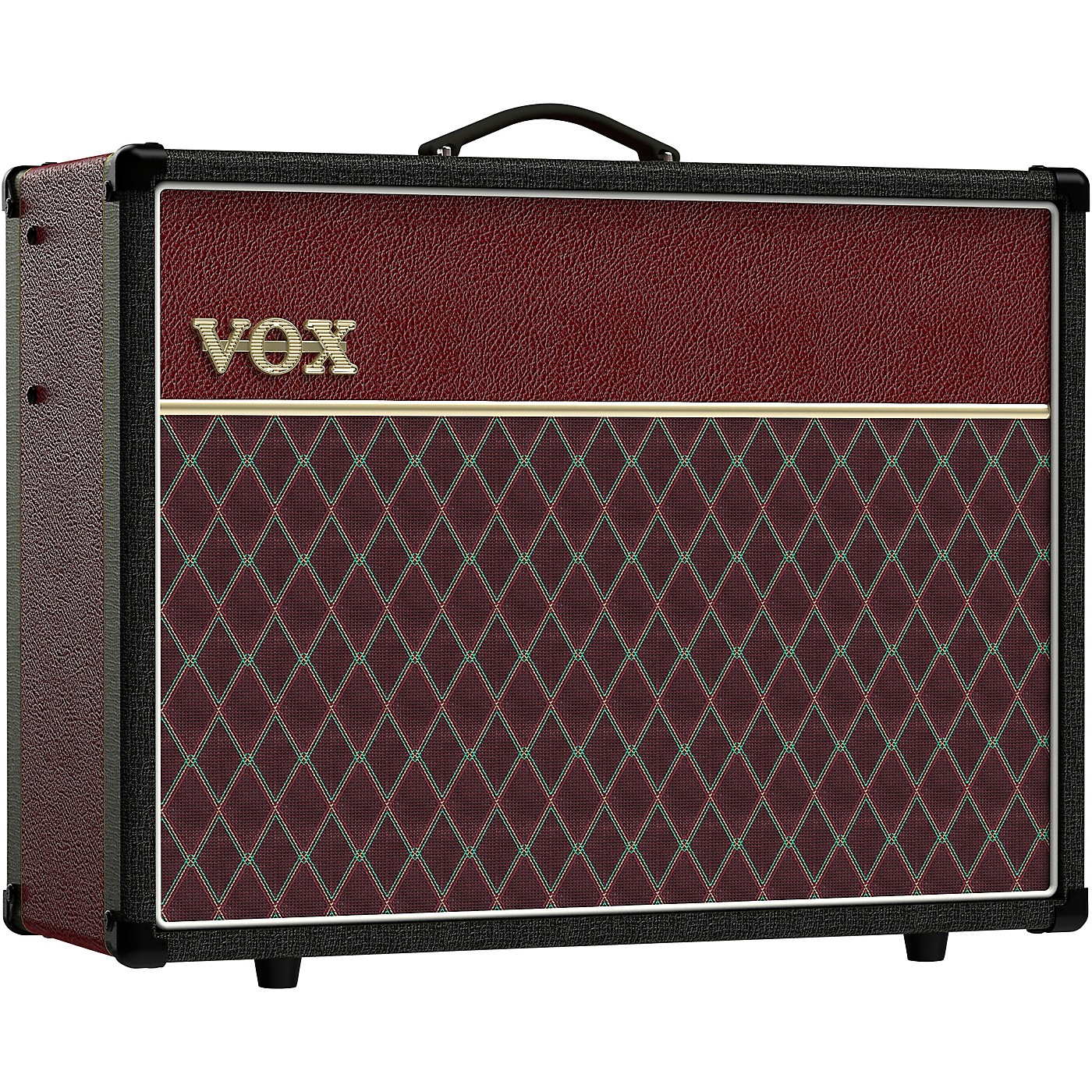 Vox AC30S1 Limited-Edition Two-Tone 30W 1x12 Tube Guitar Combo Amp thumbnail