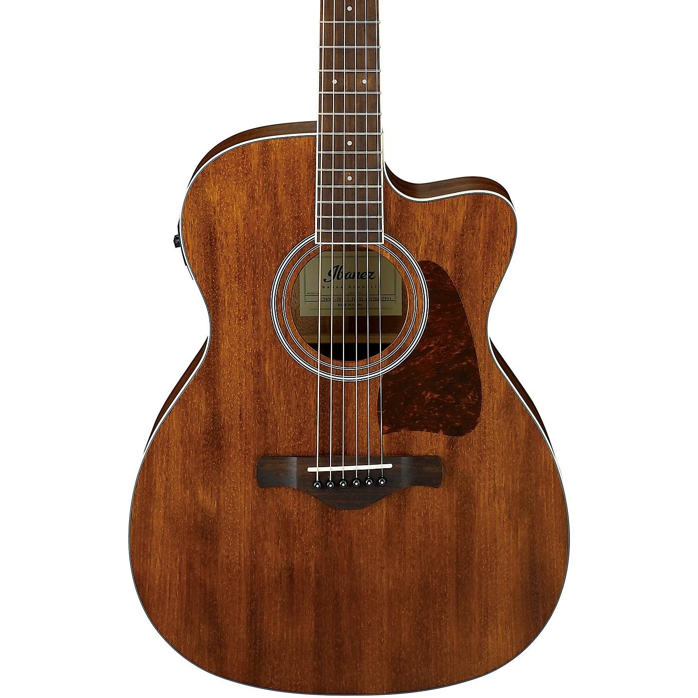 Ibanez AC340CE Artwood Cutaway Grand Concert Acoustic-Electric Guitar thumbnail