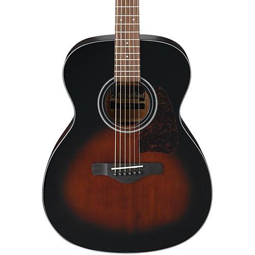 Ibanez AC400 Artwood Solid Top Grand Concert Acoustic Guitar thumbnail
