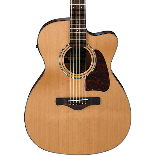Ibanez AC450CENT Artwood Solid Top Grand Concert Acoustic-Electric Guitar thumbnail