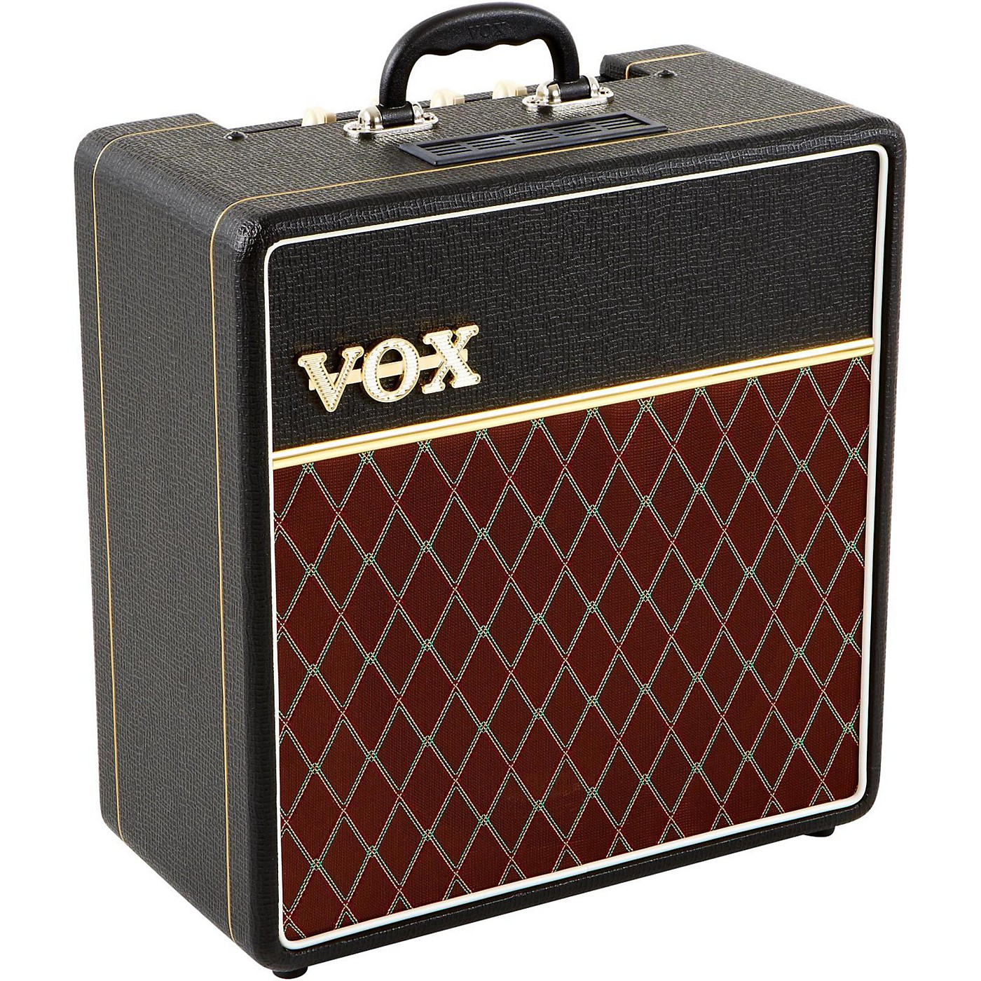 Vox AC4C1-12 Classic 4W 1x12 Tube Guitar Combo Amp thumbnail