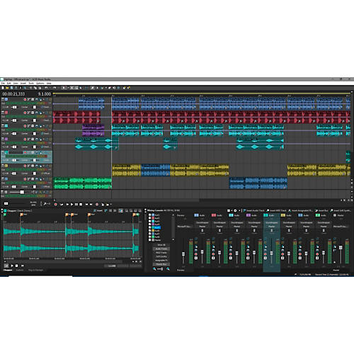 Magix ACID Music Studio 11 thumbnail